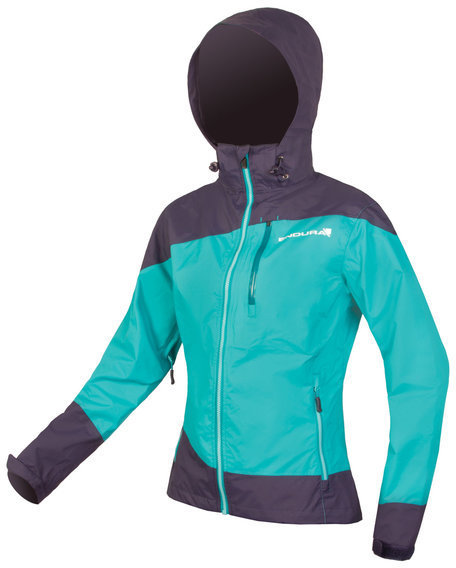 Endura Wms Singletrack Jacket Color: Navy
