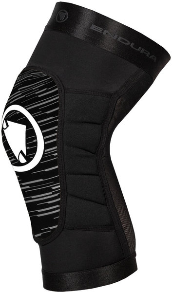 Endura SingleTrack Lite Knee Protectors II Color: Black