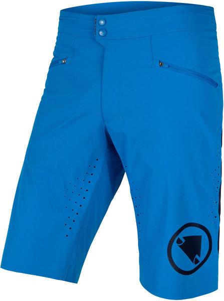 Endura SingleTrack Lite Short Color: Azure Blue
