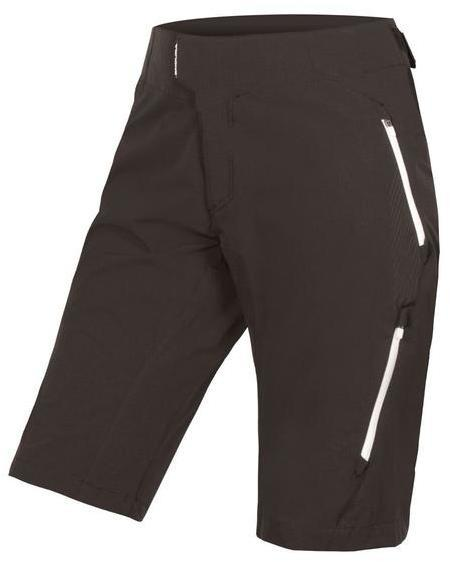 Endura Wms SingleTrack Lite Short II Color: Black