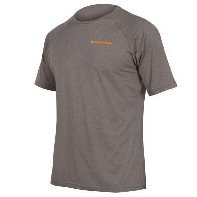 Endura SingleTrack Lite T Color: Grey