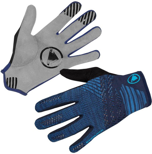 Endura SingleTrack LiteKnit Glove Color: Navy