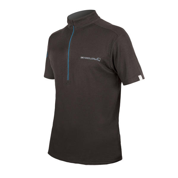 Endura Singletrack Merino Short Sleeve Jersey