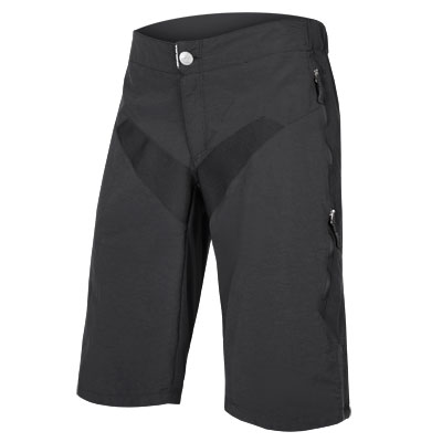 Endura SingleTrack Short Color: Black