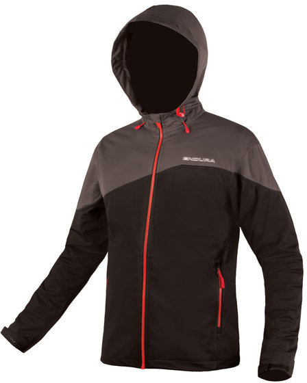 Endura Singletrack Softshell Jacket Color: Black