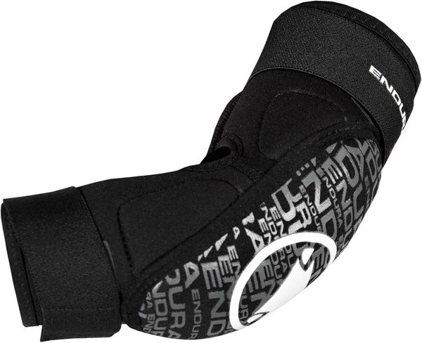 Endura SingleTrack Youth Elbow Protectors Color: Black