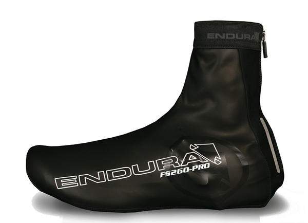 Endura FS260-Pro Slick Overshoe Color: Black