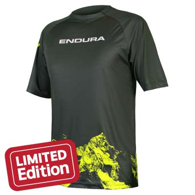 Endura STrack Print T Mountains LTD