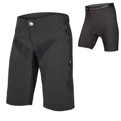 Endura STrack Short with Liner