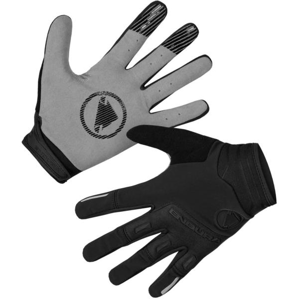 Endura Singletrack Windproof Glove Color: Black