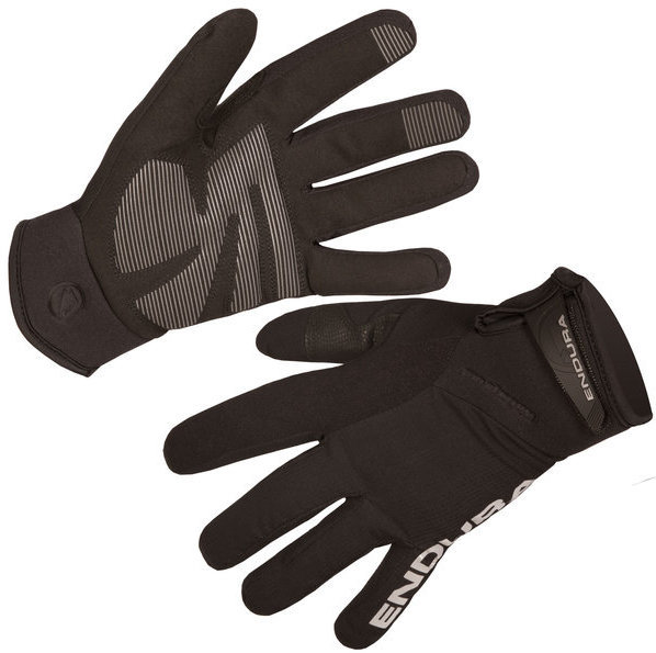 Endura Strike II Glove Color: Black