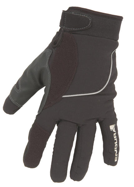 Endura Strike Waterproof Gloves Color: Black