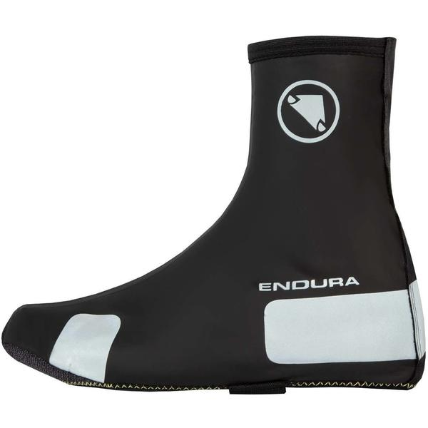 Endura Urban Luminite Overshoe Color: Black/Reflective