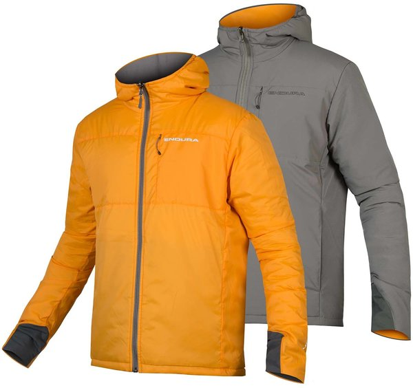 Endura Urban PrimaLoft FlipJak II Color: Pewter Grey