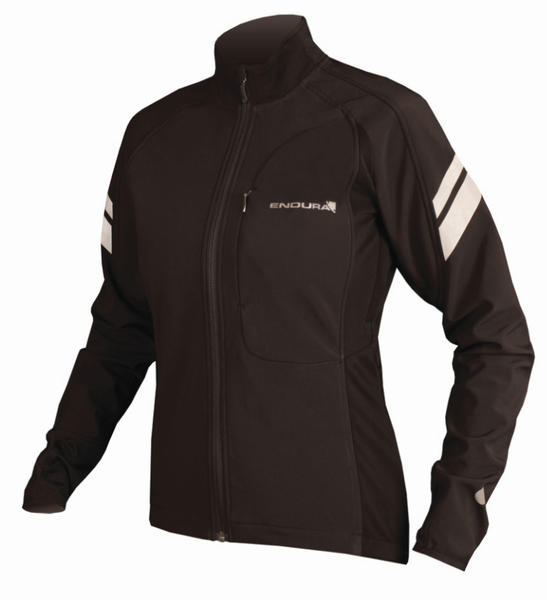 Endura Wms Windchill Jacket II Color: Black