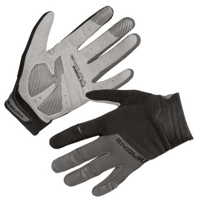 Endura Wms Hummvee Plus Glove II Color: Black