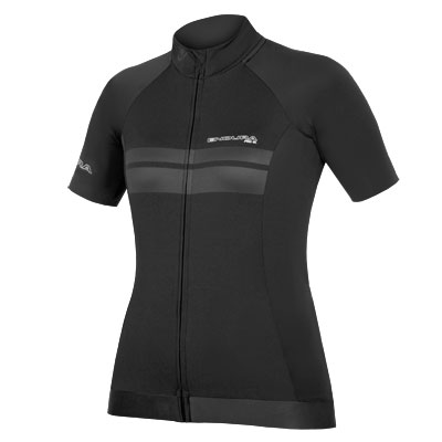 Endura Wms Pro SL S/S Jersey Color: Black