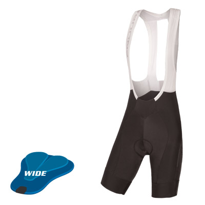 Endura Wms ProSL Bibshort Drop Seat II (Wide Pad)
