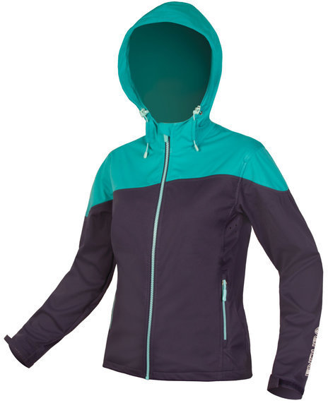Endura Wms Singletrack Softshell