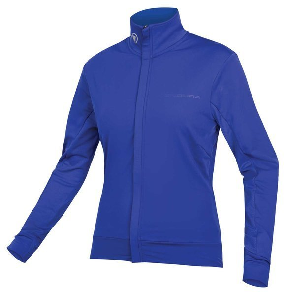 Endura Wms Xtract Roubaix L/S Jersey Color: Cobalt Blue