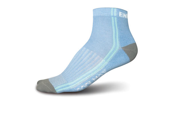 Endura CoolMax Socks 3-Pack - Women's Color: Blue