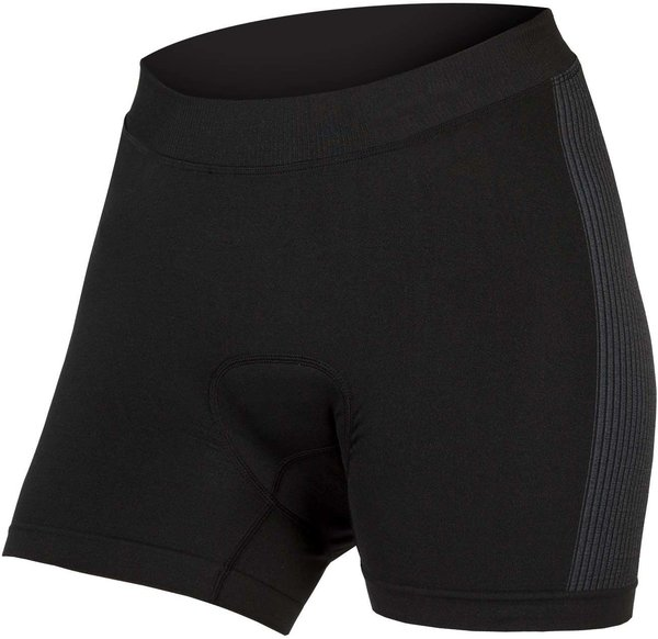 Endura Women's Engineered Padded Boxer Color: Black