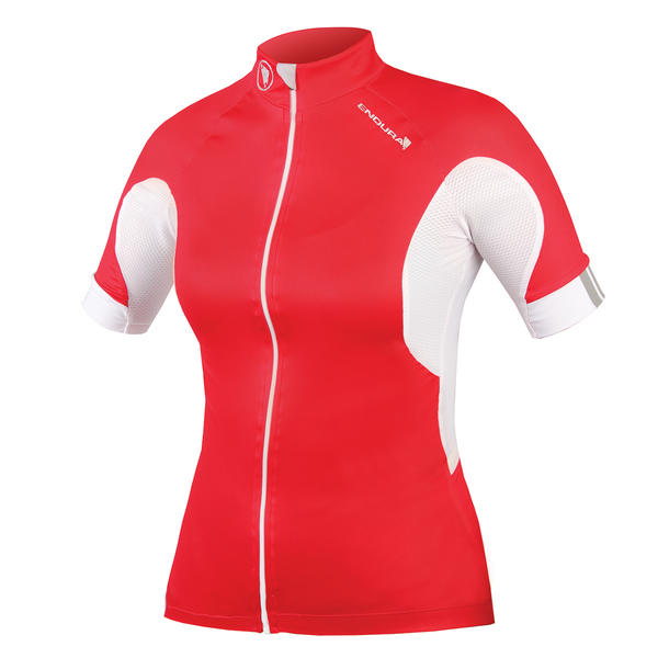 Endura FS260-Pro II Jersey - Women's Color: Red