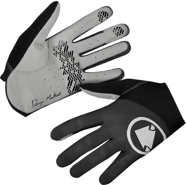 Endura Women's Hummvee Lite Icon Glove Color: Black