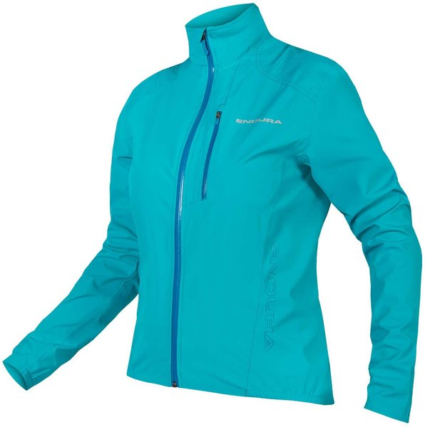 Endura Women's Hummvee Lite Jacket Color: Pacific Blue