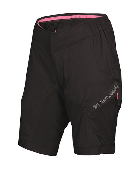 Endura Hummvee Lite Shorts - Women's Color: Black