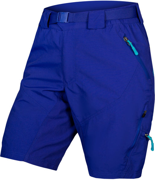 Endura Women's Hummvee Short II Color: Cobalt Blue