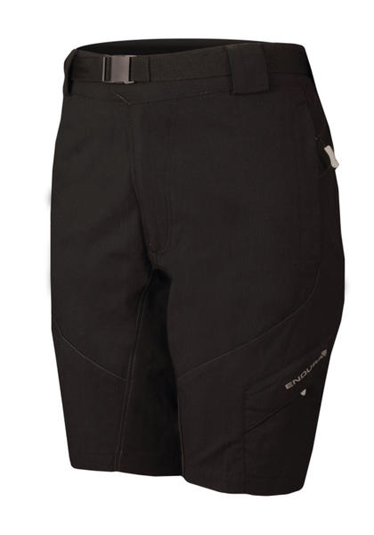 Endura Wms Hummvee Short Color: Black