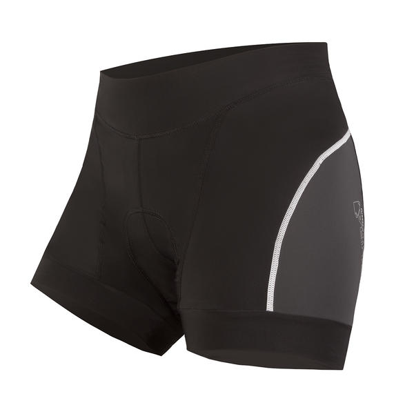 Endura Wms Hyperon II Shorty Short Color: Black