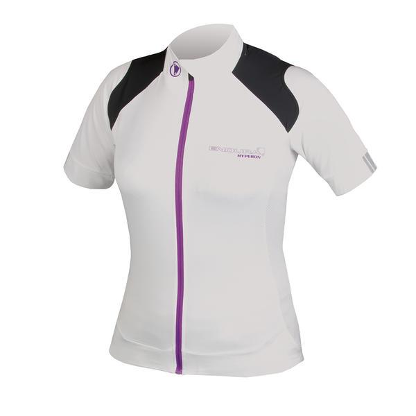 Cerise Details about  /Endura Women/'s Hyperon Short Sleeve Jersey