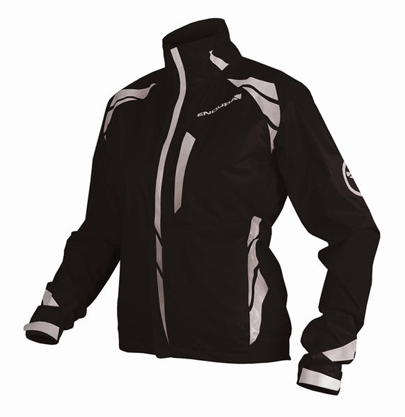 Endura Wms Luminite II Jacket Color: Black