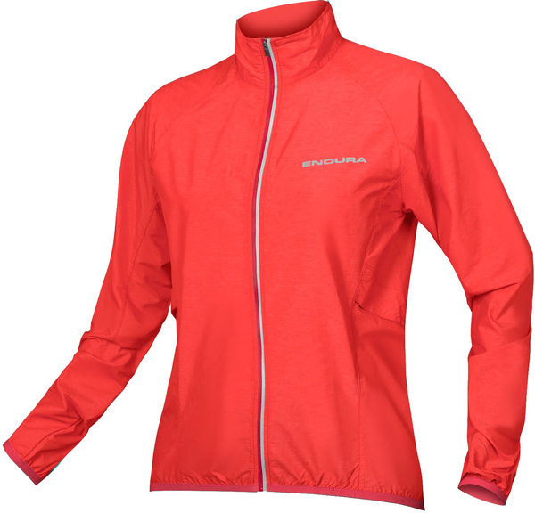 Endura Women's Pakajak Color: Hi-Viz Coral