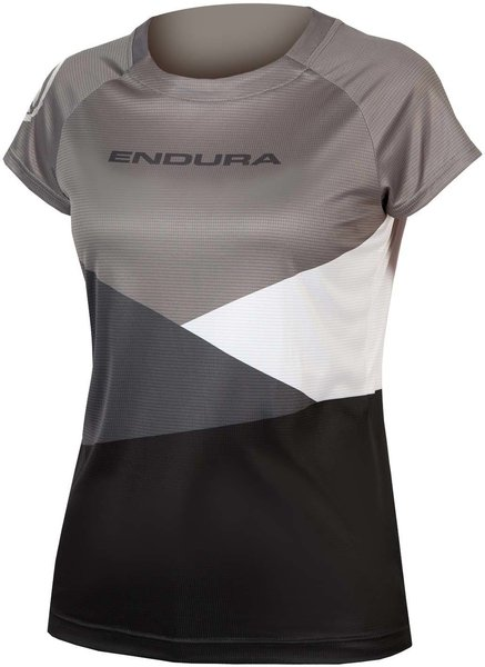 Endura Women's Singletrack Core Print T Color: Black
