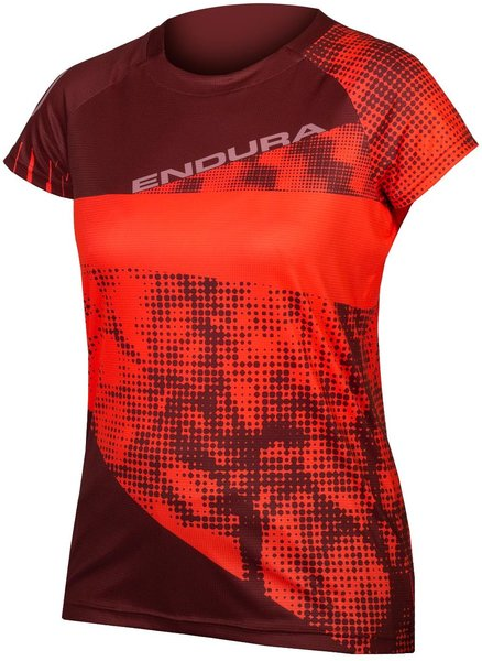 Endura Women's Singletrack Dots T LTD