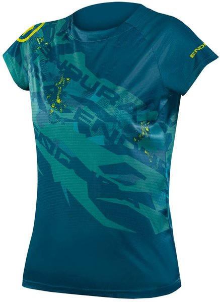 Endura Women's Singletrack Print T LTD