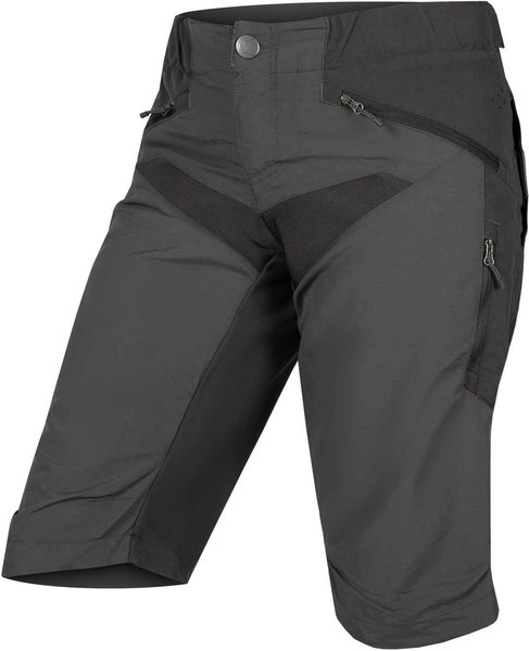 Endura Women's SingleTrack Short Color: Anthracite