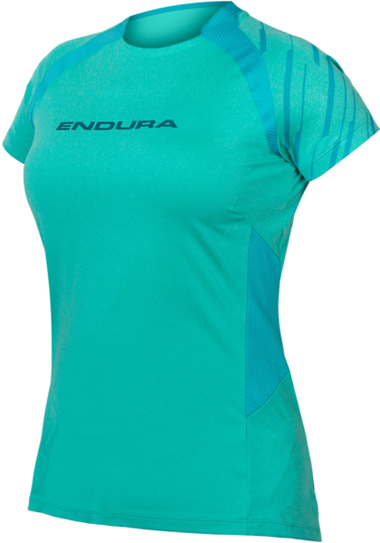 Endura Women's SingleTrack Short Sleeve Jersey