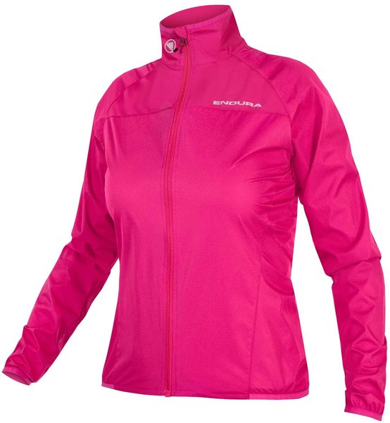 Endura Women's Xtract Jacket II Color: Cerise
