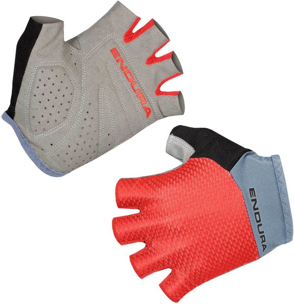 Endura Women's Xtract Lite Mitt Color: Hi-Viz Coral
