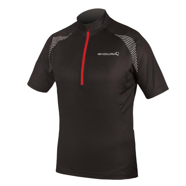 Endura Xtract II Short Sleeve Jersey Color: Black