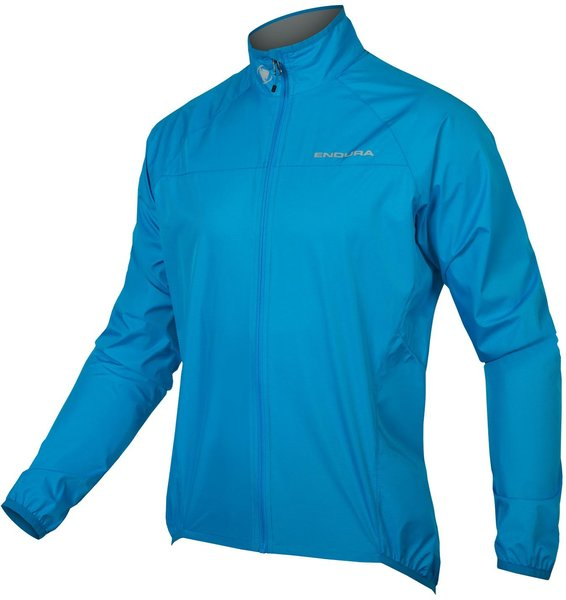 Endura Xtract Jacket II Color: Hi-Viz Blue