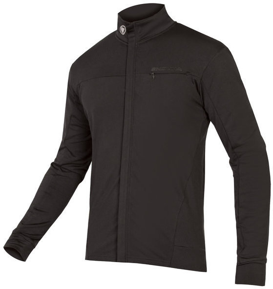 Endura Xtract Roubaix L/S Jersey Color: Black