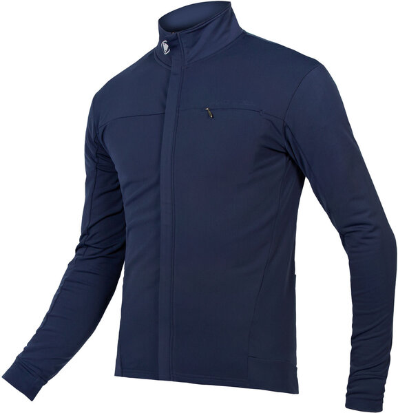 Endura Xtract Roubaix L/S Jersey Color: Navy
