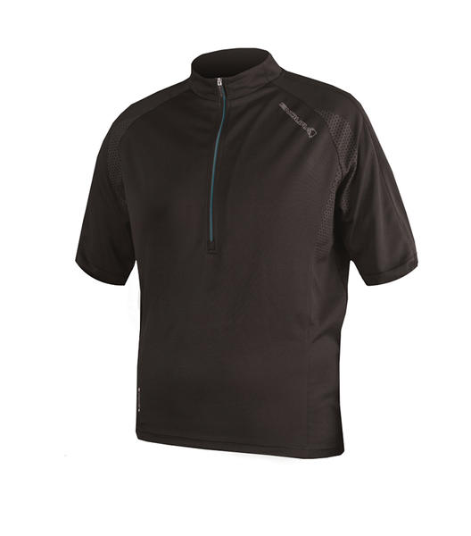 Endura Xtract Short Sleeve Jersey Color: Black