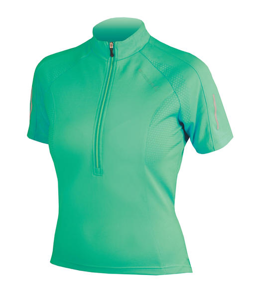 Endura Xtract Short Sleeve Jersey - Women's Color: Mint
