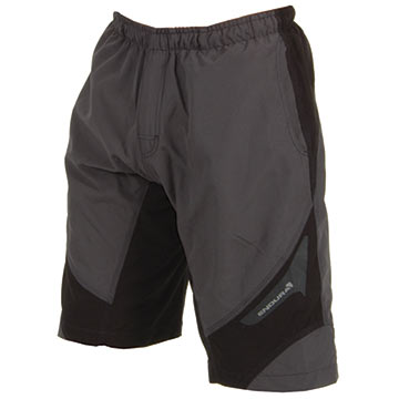 Endura Firefly Shorts Color: Anthracite/Black
